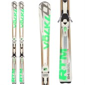 Volkl RTM 84 Skis + iPT WR 12 Bindings - Used 2012