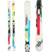 Volkl Ledge Skis + Marker Griffon Demo Bindings - Used 2012