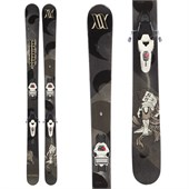 Volkl Gotama Skis + Marker Griffon Demo Bindings - Used 2012