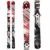 Volkl Mantra Skis + Marker Griffon Demo Bindings - Used 2012