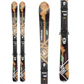 Head Peak 90 Skis + Tyrolia Sympro 120 Demo Bindings - Used 2012