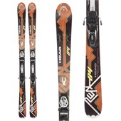 Head i.Peak 84 Skis + PRD 12 Bindings - Used 2012