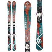 Head i.Peak 78 Skis + PR 11 Bindings - Used 2012