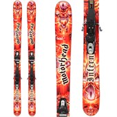 Head Inferno Skis + Tyrolia Sympro 120 Demo Bindings - Used 2012