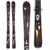 Head MYA No. 8 Skis + Tyrolia Sympro 100 Demo Bindings - Used - Women's 2012