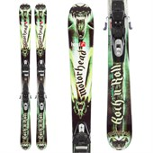 Head Rock'n Roll 94 Skis + Tyrolia Sympro 120 Demo Bindings - Used 2012