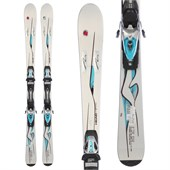 Head MYA No. 4 Skis + MYA 10 PR Bindings - Used - Women's 2012