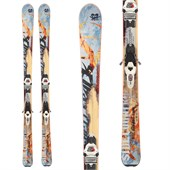 Nordica Steadfast Skis + Marker Griffon Demo Bindings - Used 2012