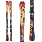 Nordica Hot Rod Igniter CA Skis + N Sport Xbi CT Bindings - Used 2012