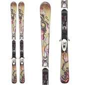 Nordica Drive Skis + N Sport 10 Bindings - Used - Women's 2012