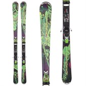 Nordica Fire Arrow 80 Ti Skis + EXP 2S Bindings - Used 2012