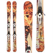Nordica Hell & Back Skis + Marker Griffon Demo Bindings - Used 2012