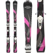 Blizzard Viva 7.6 IQ Skis + IQ TC 11 Bindings - Used - Women's 2013