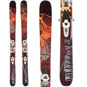 Blizzard Cochise Skis + Marker Griffon Demo Bindings - Used 2013
