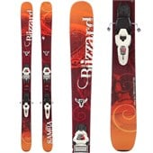 Blizzard Samba Skis + Marker Griffon Demo Bindings - Used 2013