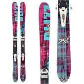 Blizzard The Crush IQ-MAX Skis + IQ-MAX 12 Bindings - Used - Women's 2012