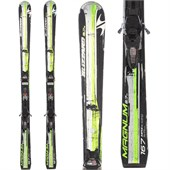 Blizzard Magnum 8.7 TI IQ-MAX Skis + IQ-Max 12 Bindings - Used 2012