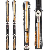 Blizzard Magnum 8.1 TI IQ-MAX Skis + IQ-MAX 12 Bindings - Used 2012