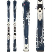 Blizzard Viva 8.1 IQ-Max Skis + Viva 12 Bindings - Used - Women's 2012