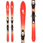 Salomon BBR Sunlite Skis + Z10 Demo Bindings - Used - Women's 2013