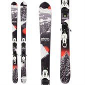 Salomon Rocker2 90 Skis + Z12 Demo Bindings - Used 2013