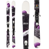 Salomon Rockette 90 Skis + Z10 Demo Bindings - Used - Women's 2013