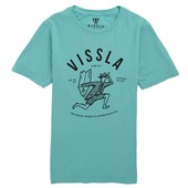 Vissla Glass Off T-Shirt (Ages 8-14) - Boy's