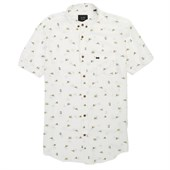 Globe The Crescent Short Sleeved Button Down Shirt