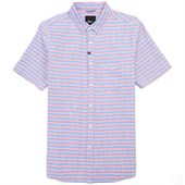 Imperial Motion Racket Short-Sleeve Button-Down Shirt