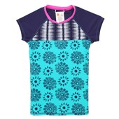 Roxy Batik Paradise Rashguard (Ages 8-14) - Big Girls'