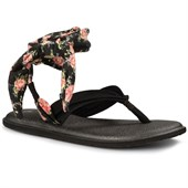 Sanuk Yoga Slinged Up Print Sandals - Women's