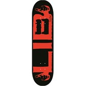 Lib Tech Red Logo Pill Skateboard Deck