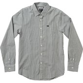 RVCA Furlough Long-Sleeve Button-Down Shirt