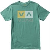 RVCA Stripe Box T-Shirt