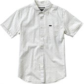 RVCA Satisfaction Short-Sleeve Button-Down Shirt