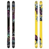 "J Skis The Whipit ""Creeper"" Limited Edition Skis 2015"