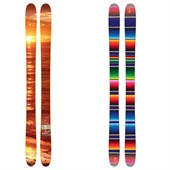 "J Skis The Allplay ""Margaritaville"" Limited Edition Skis 2015"