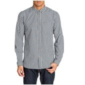 Quiksilver Dewsbery Long-Sleeve Button-Down Shirt