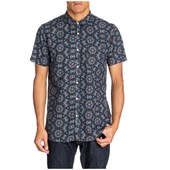 Quiksilver Furness Short-Sleeve Button-Down Shirt