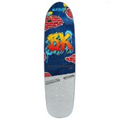 Lifeblood Bryce Kanights Graffiti Skateboard Deck