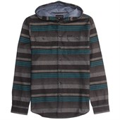 Billabong Latitude Long-Sleeve Hooded Button-Down Shirt (Ages 8-14) - Big Boys'