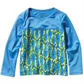 Patagonia Little Sol Rashguard (Ages 2-7) - Toddler Boys'