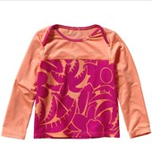 Patagonia Little Sol Rashguard (Ages 2-7) - Toddler Girls' 2015