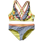 Patagonia Wavy Day Bikini (Ages 8-14) - Big Girls'