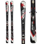Volkl Unlimited AC30 Skis + Motion iPT 12.0 WR Bindings - Used 2011