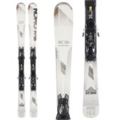 Salomon Enduro XT 800 Skis + Z12 Demo Bindings - Used 2012