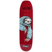 Welcome Sloth 8.5 Moontrimmer Skateboard Deck