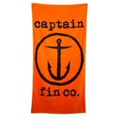 Captain Fin Original Anchor Towel