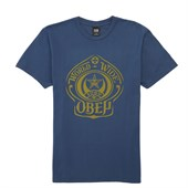 Obey Clothing Crescent Shield T-Shirt