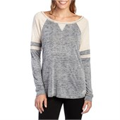 Obey Clothing Slater Raglan Top - Women's